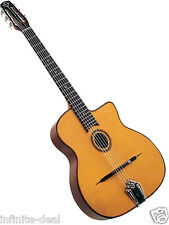 NEW GITANE DG-310 Professional Vintage-Style GYPSY JAZZ ACOUSTIC GUITAR