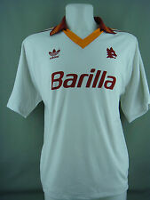 AS Rom Auswärts Away Trikot 1992 - 1993 - XL - ADIDAS - X-LARGE - AS Roma