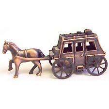 STAGE COACH BRONZE PENCIL SHARPENER NEW