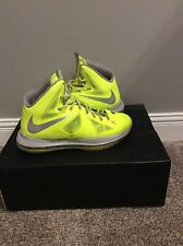 Lebron 10 Volt/Tennis Ball