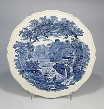 "Wedgwood ""Waterfall"" Suppenteller 23,5 cm."