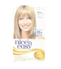 Clairol Nice 'n Easy Hair Color, Natural Light Ash Blonde (102), New