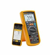 FLUKE 1587 FC 2 IN 1 INSULATION MULTIMETER W FLUKE CONNECT 4692740 BRAND NEW!
