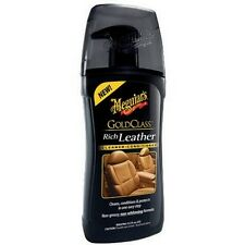 Meguiars G17914 Gold Class Rich Leather Cleaner