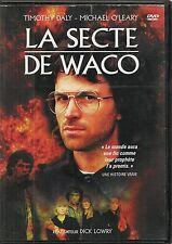 DVD ZONE 2--LA SECTE DE WACO--DALY/O'LEARY/LOWRY
