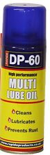 New 200ml Multi-Lube Oil Spray Lubricant Cleans Rust Protection Car Bike DIY