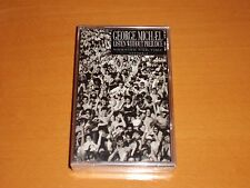 """GEORGE MICHAEL """"LISTEN WITHOUT PREJUDICE"""" CASSETTE TAPE RARE! NEW & SEALED!"""