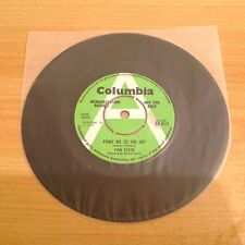 "1968 UK A/PROMO 7"" Point Me At The Sky PINK FLOYD [MISPRINT] Demo 45 EX"