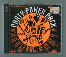 V.A. 2 cd-sampler © 1994 PARTY POWER PACK volume 2 - 36 tracks - # 516 639-2