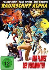 RAUMSCHIFF ALPHA - Der Planet der Verdammten FRANCO NERO Lisa Gastoni DVD Neu