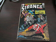 STRANGE ADVENTURES  #222 FEB. 1970-NEW ADAM STRANGE    -