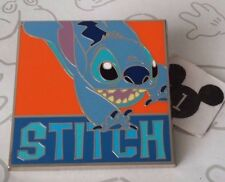Stitch 2012 PWP Promotion Deluxe Starter Set Lilo & Stitch Orange Disney Pin