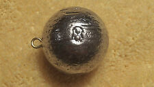8pcs.8oz. cannon ball sinkers, weights, fishing, lead