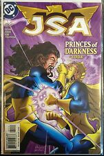 JSA (Vol 1) #51 VF+ 1 º Dibujo DC Comics