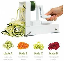 The New Spiralz Spiralizer - The Inspiralizer With No Quibble Lifetime Guarantee