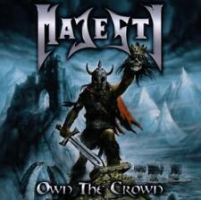 MAJESTY - Own the Crown  (Jewelcase,2 CD)