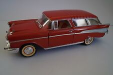 Road Tough Modellauto 1:18 Chevrolet Nomad 1957