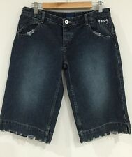 Roxy Women's Denim Capri Length Jeans Size 12