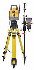 TRIMBLE 5603 DR200+ PRISMLESS ROBOTIC SURVEYING TOTAL STATION,LEICA,TOPCON,FOCUS