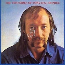 Tony McPhee The Two Sides Of Tony (T.S.) McPhee CD NEW SEALED Groundhogs