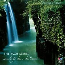 Diana Doherty - The Bach Album     *** BRAND NEW CD + DVD ***