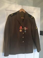 Russian soviet Army parade uniform officer USSR military