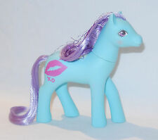 133 My Little Pony ~*10th Anniversary Sweet Kisses Ruby Lips BEAUTIFUL!*~