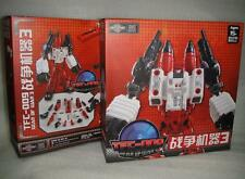 New TFC Toys TFC-009 Gear Of Wars 3 Kit for SixGun Transformers Titan Metroplex