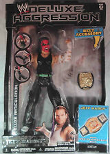 WWE_DELUXE AGGRESSION Series # 21 Collection_JEFF HARDY 6 inch action figure_MIP