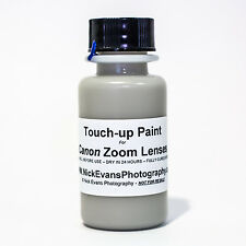 Touch Up Paint for Canon SLR DSLR Zoom Telephoto EF 400mm lens - 1oz