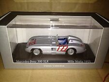 Minichamps Mercedes 1955 300 SLR #722 Mille Miglia Dealer Edition! Nice Car!