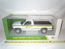 John Deere Dealership Dodge Ram 2500 Pickup   1/18th Scale  By Ertl