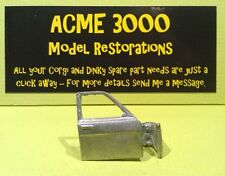 Dinky 255 Mk4 Ford Zodiac Reproduction Repro White Metal Right Front Door