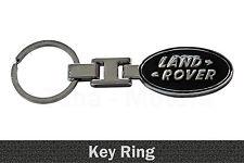 Land Rover Metallo Portachiavi Catenella Catena Nero /011