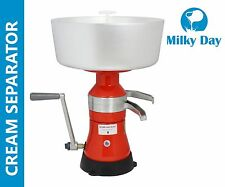 Manual milk cream separator Motor Sich 80-09