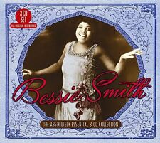 Bessie Smith - The Absolutely Essential 3CD Collection (2016)  NEW  SPEEDYPOST