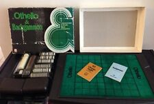 Vintage Tsukuda Othello And Backgammon Game