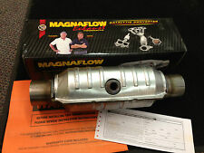 "Magnaflow 99355HM Heavy Metal Catalytic Converter Round 2.25"" w/ O2 Port"