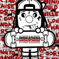 Lil Wayne - Dedication 4 - CD - Neu / OVP