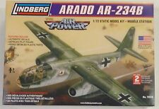 Lindberg 1/72 Arado AR-234B Model Kit 70516 New