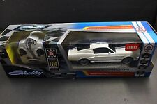 Vehicle Toy JAM'N Products 1965 Shelby GT500  Remote Control Car game White R/C