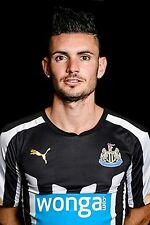 Football Photo REMY CABELLA Newcastle United 2014-15