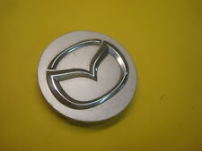 03 04 MAZDA 6 SIX 626 CENTER WHEEL CAP HUBCAP EMBLEM BADGE 2003 2004 OEM 2 1/8 ""