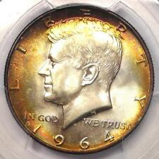 1964-D Kennedy Half Dollar (50C Coin) - PCGS MS67 - Rare in MS67 Grade!