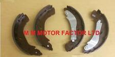 FORD FOCUS MK2 (2004-) 1.6 1.8 2.0 TDCi TDI REAR BRAKE DRUMS BRAKE SHOES SET
