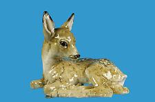 Hutschenreuther Rehkitz H.17cm Entwurf: H.Achtziger (1918-2003) um 1950 makellos