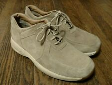 Bata Air Tan Leather Running Shoes Size 10.5 -11