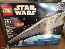 Lego Star Wars UCS 10221 Super Estrella Destructor. nuevo Sellado.