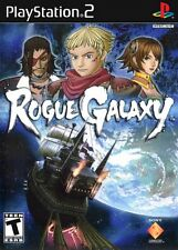Rogue Galaxy PS2 Playstation 2 Game Complete