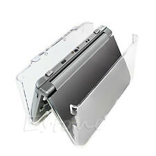 Crystal Clear Hard Protective Case Shell Skin Cover For New Nintendo 3DS XL/LL